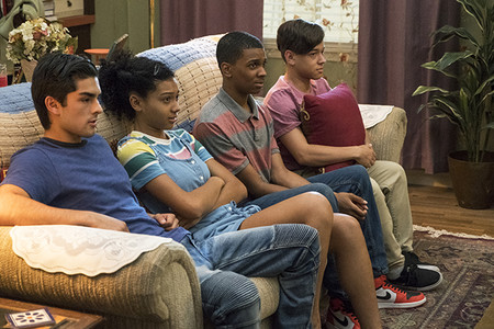 On My Block Series Teen Netflix