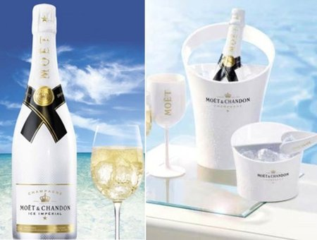 Moët & Chandon lanza una edición on the rocks para el verano