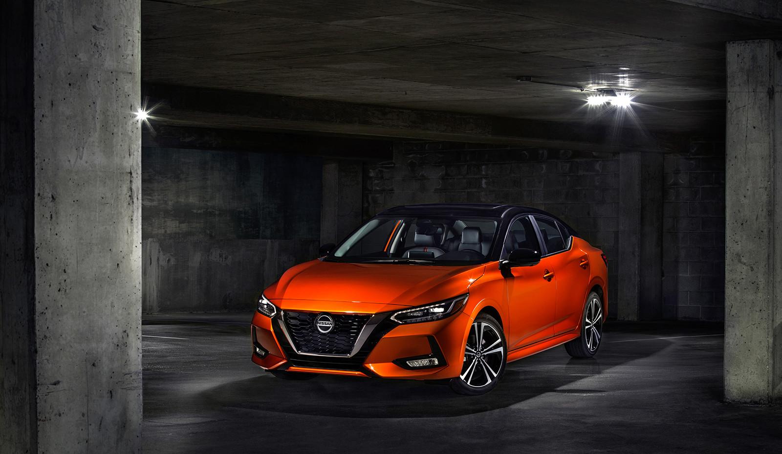 Foto de Nissan Sentra 2020 (19/44)