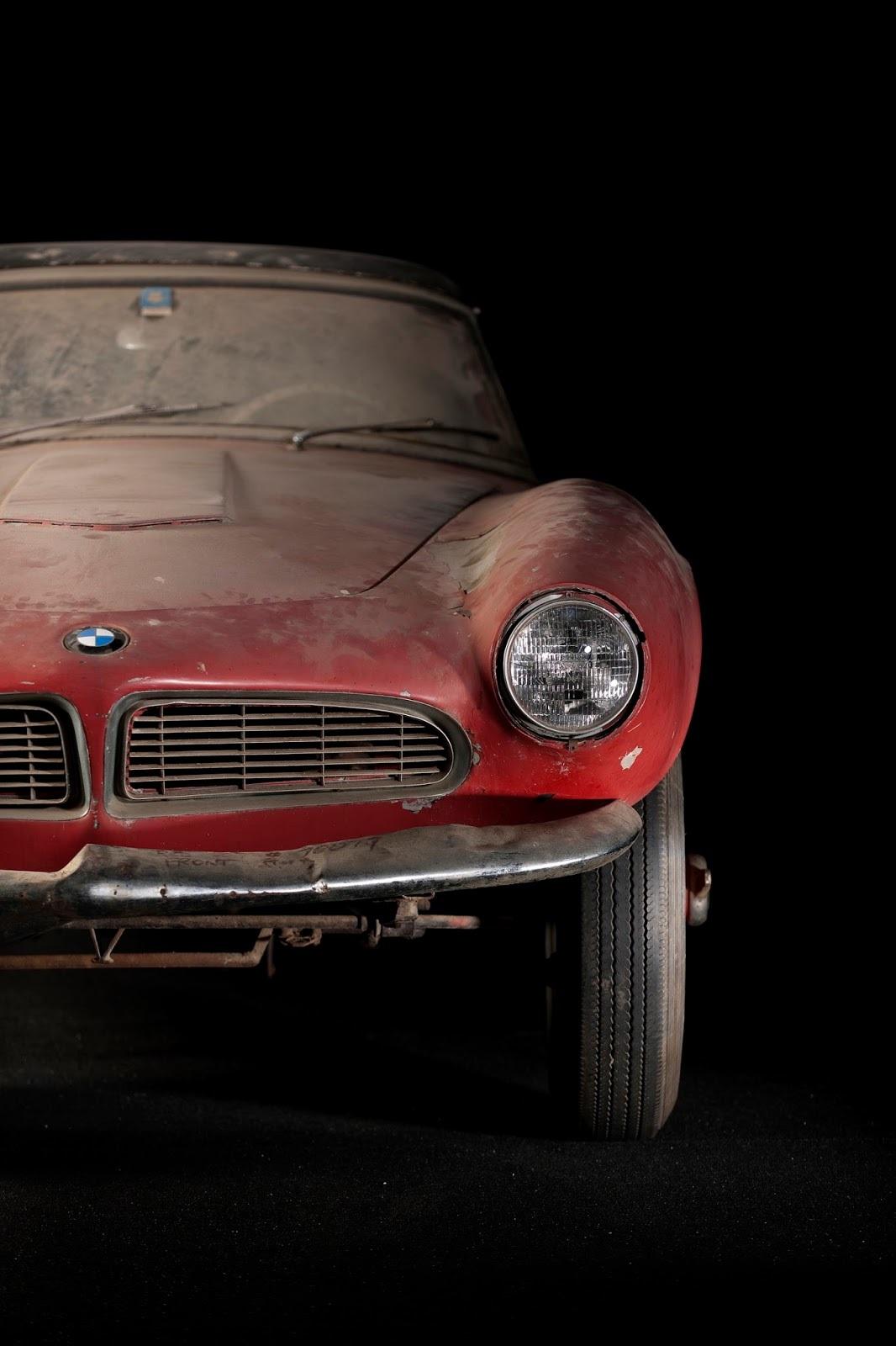Foto de BMW 507 de Elvis Presley (11/121)
