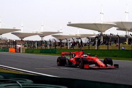 Sebastian Vettel China Formula1