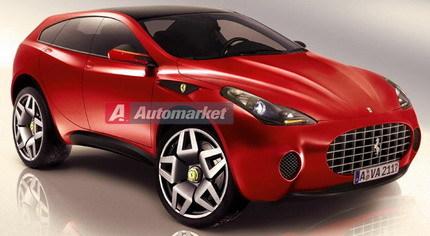 No habrá SUV de Ferrari
