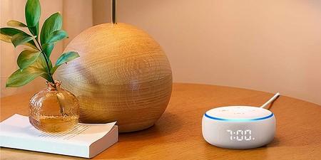 Echo Dot Reloj 2