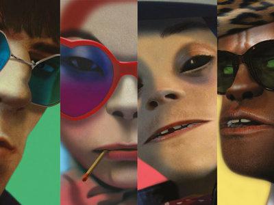 Gorillaz anuncia su nuevo disco 'Humanz', y lanzan cuatro singles para amenizar la espera