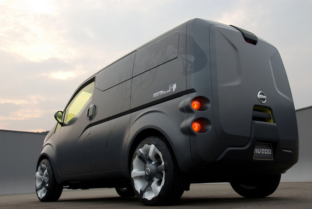 Foto de Nissan NV200 Concept (10/17)