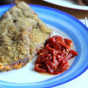Cachopo asturiano: la receta de escalope de ternera con queso y jamón que ha conquistado España