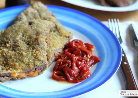 Cachopo de ternera asturiano, la receta tradicional