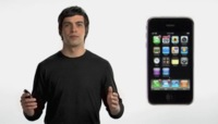 iPhone 3G, visita guiada en la web española de Apple
