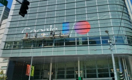 google I/O 2013 moscone center san francisco