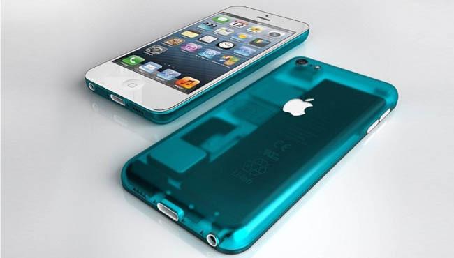 Concepto del iPhone 5