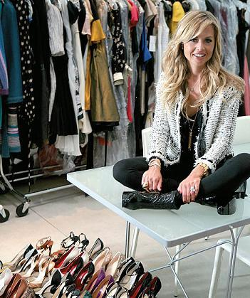 Rachel Zoe creará una línea de ropa