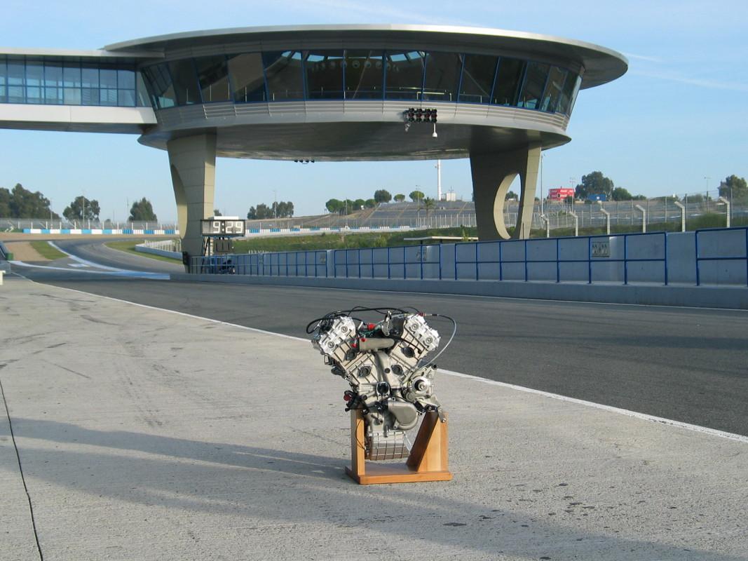 Foto de Proton KR KTM 2005 (17/24)