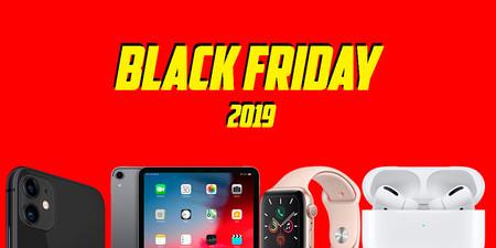 Black Friday 2019: Mejores ofertas en iPhone, iPad, Mac y Apple Watch, hoy 29 de Noviembre