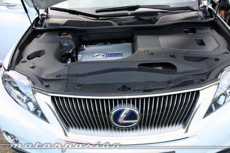 Lexus RX 450h 28