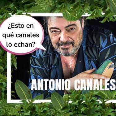 El bailaor flamenco Antonio Canales, primer concursante confirmado de 'Supervivientes 2021'