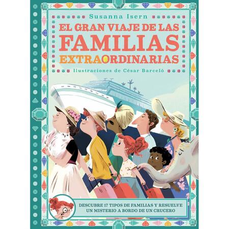 El Gran Viaje De Las Familias Extraordinarias Jpg