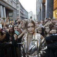Gigi Hadid quiere cambiar las leyes de copyright para que se adapten a ella misma