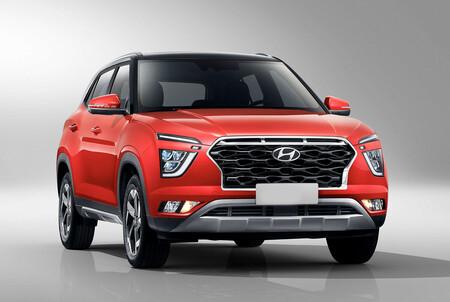 Hyundai Creta 2021 Pronto llega a México 2 3
