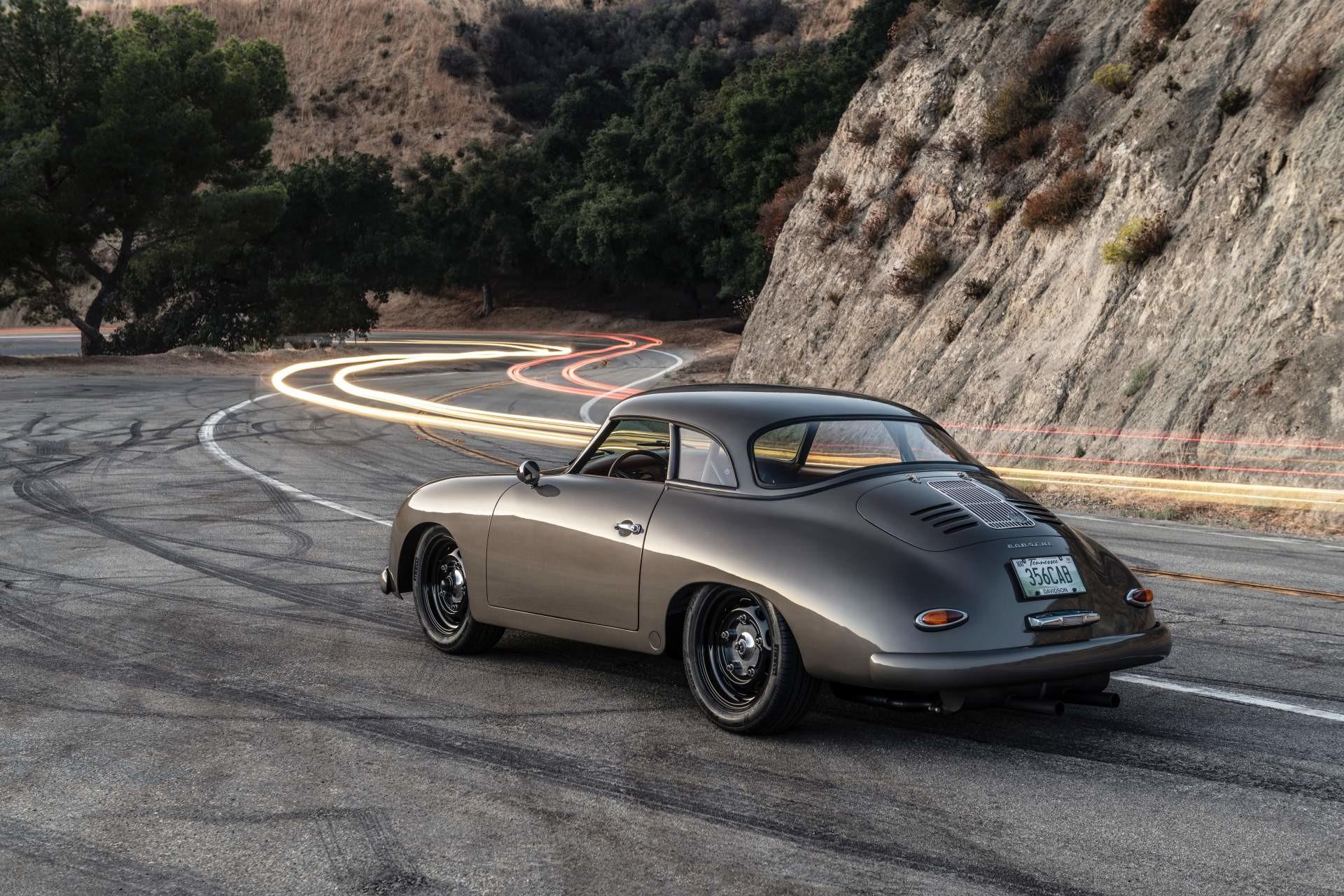 Foto de Emory Motorsports Porsche 356 restomod (21/46)