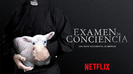 Resultado de imagen de examen de conciencia netflix poster