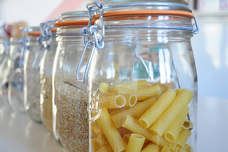 Consejos para guardar y almacenar pastas y salsas