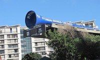 La vuvuzela más grande del mundo