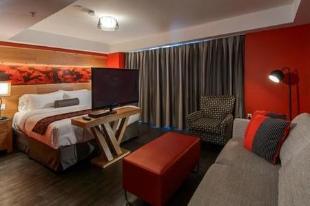 Dormitorio Arte Aborigen 2