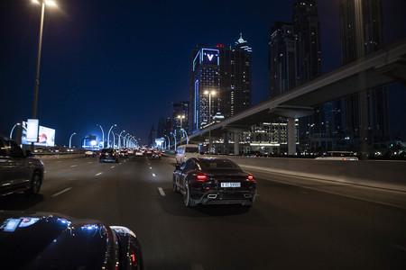 Porsche Tacyan Pruebas Dubai