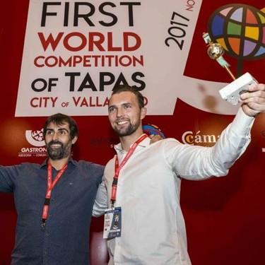 Cómo el Concurso Nacional de Pinchos y Tapas Ciudad de Valladolid se convirtió en un Campeonato Mundial