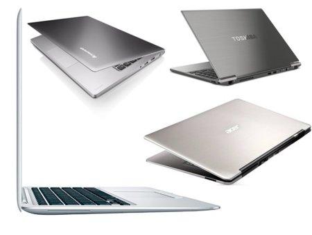Tres rivales preparados para el Macbook Air de 13.3 pulgadas