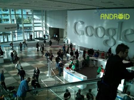 Google I/O 2013, ya estamos listos en el Moscone Center de San Francisco
