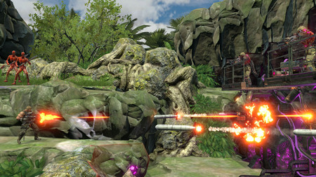 Contra: Rogue Corps - Análisis