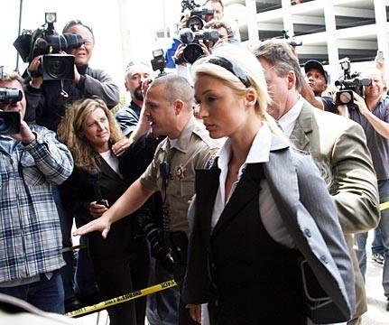 ¿Paris Hilton a la cárcel?