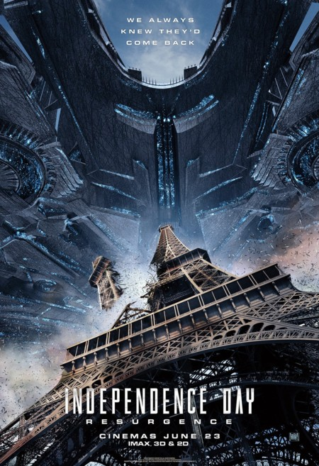 Independence Day Resurgence Nuevos Posters 4
