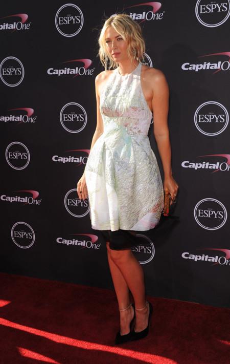 Maria Sharapova ESPY look