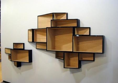¿Estantería o escultura?, de Kristalia