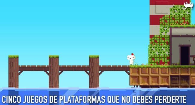 cinco plataformas