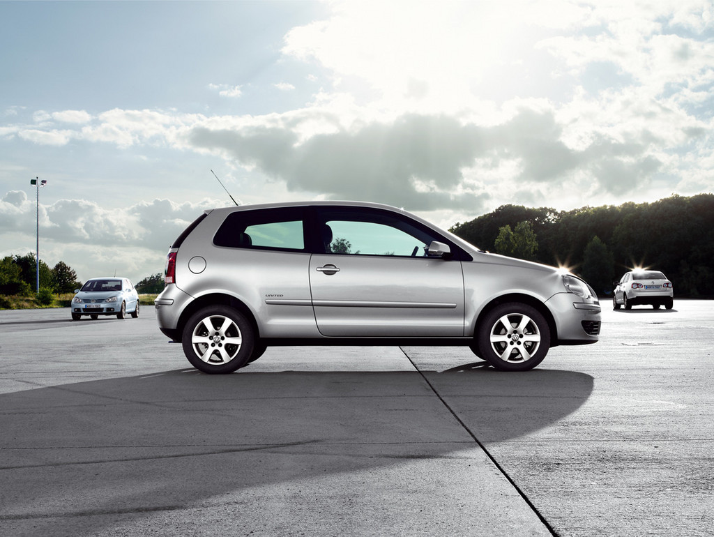 Foto de Volkswagen Polo United (1/4)