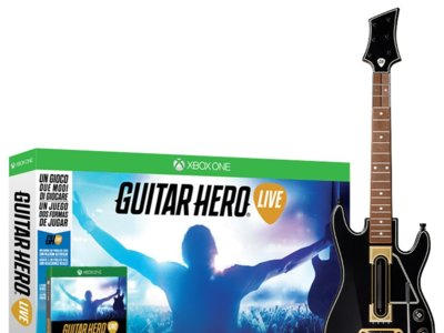 Guitar Hero: Live para Xbox One y PS4 por 34,95 euros