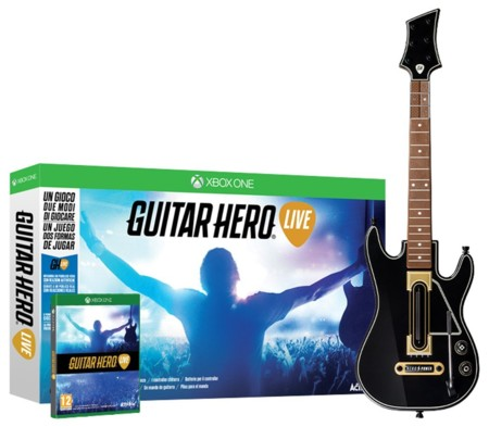 Guitar Hero: Live para Xbox One y PS4 por 34,95 euros