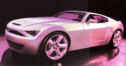 ¿Será así el Ford Mustang del 2012?