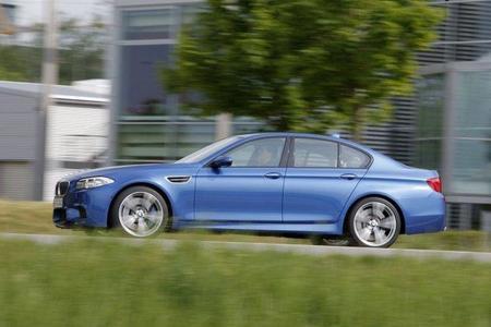 El nuevo BMW M5 ya baja de los ocho minutos en Nürburgring Nordschleife