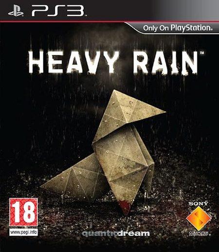 Heavy Rain - Carátula