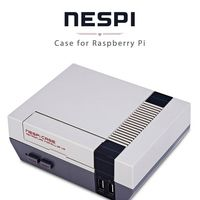 Por sólo 11 euros puedes crear un clon de la NES con esta caja NESPI para Raspberry Pi