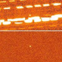 Éste es Oumuamua, el primer objeto interestelar observado
