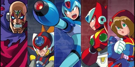 Mega Man X Legacy Collection 02