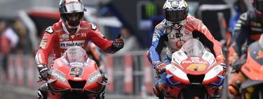 El representante de Danilo Petrucci admite que no seguirá con Ducati en MotoGP y negocia con Aprilia