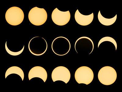 Cinco consejos para ver el eclipse con seguridad (y tres mitos que no debes creerte)