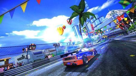 'The 90's Arcade Racer' consigue financiación y llegará también a Android, iOS y Wii U