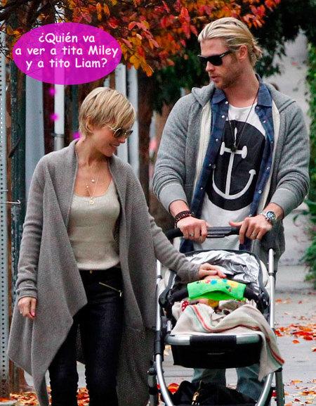 Elsa Pataky, de vacaciones con los Hemsworth: ¡llévame a mí! ¡A mí!